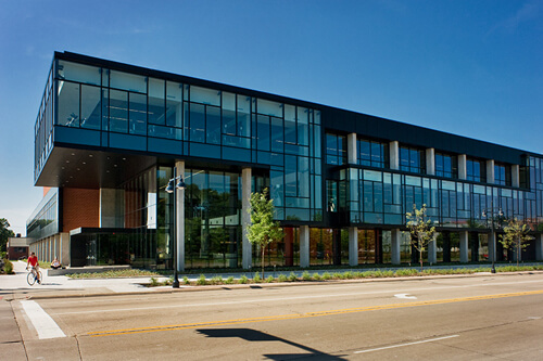 15. Campus Recreation & Wellness Center, The University of Iowa – Iowa City, Iowa