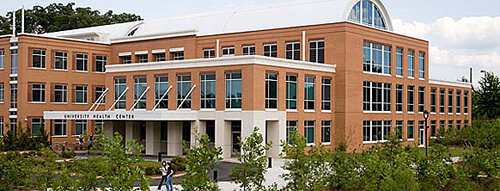 19. University Health Center, The University of Georgia – Athens, Georgia