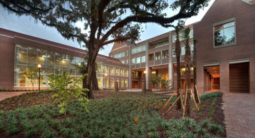 22. Health and Wellness Center, Florida State University – Tallahassee, Florida