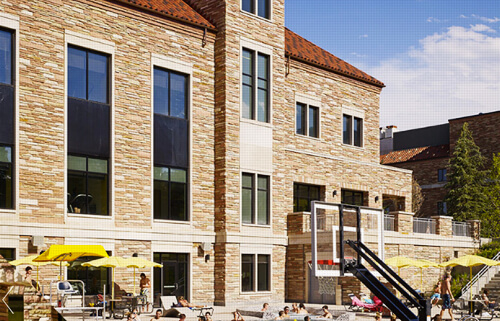 24. Student Recreation Center, University of Colorado Boulder – Boulder, Colorado