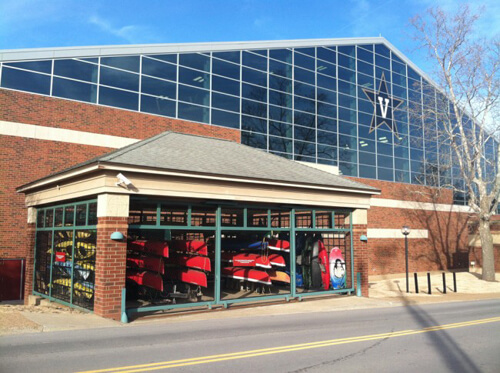 30. Vanderbilt Recreation and Wellness Center, Vanderbilt University – Nashville, Tennessee