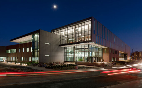 4. Health and Learning Center, Northern Arizona University – Flagstaff, Arizona