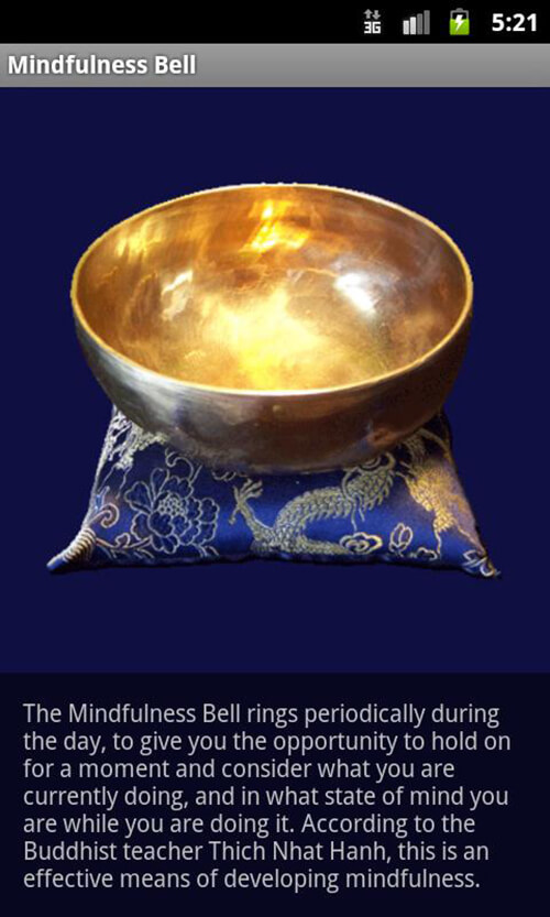 26. Mindfulness Bell