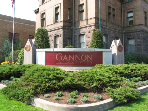 Gannon University Best Counseling Graduate Degrees Pennsylvania