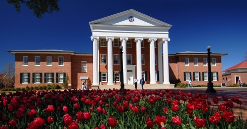 University of Mississippi Best Counseling Graduate Degrees Mississippi