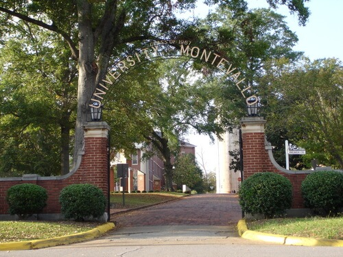 University of Monevallo Best Counseling Graduate Degrees Alabama