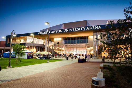 Grand Canyon University - 20 Best Online Master's in Pastoral Counseling Degree Programs