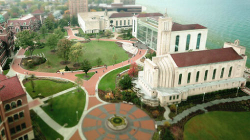 Loyola University - 20 Best Online Master's in Pastoral Counseling Degree Programs