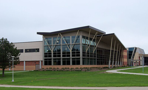 2. Wellness Center, South Dakota State University – Brookings, South Dakota