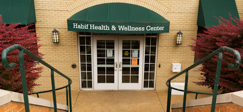 27. Habif Health & Wellness Center, Washington University in St. Louis – St. Louis, Missouri