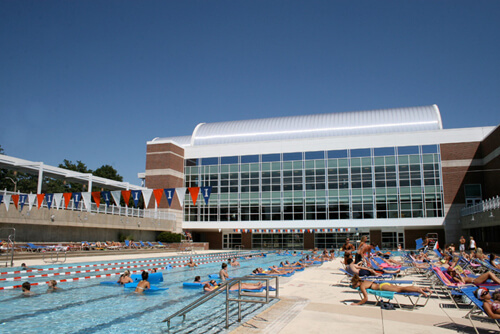 28. Activities and Recreation Center, University of Illinois at Urbana-Champaign –Champaign, Illinois