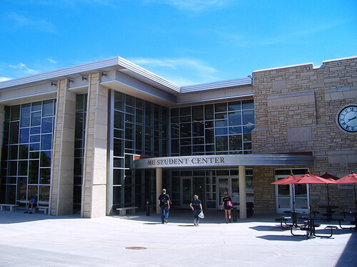 5. Wellness Resource Center, University of Missouri – Columbia, Missouri