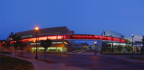 6. Student Wellness Center, The Ohio State University – Columbus, Ohio