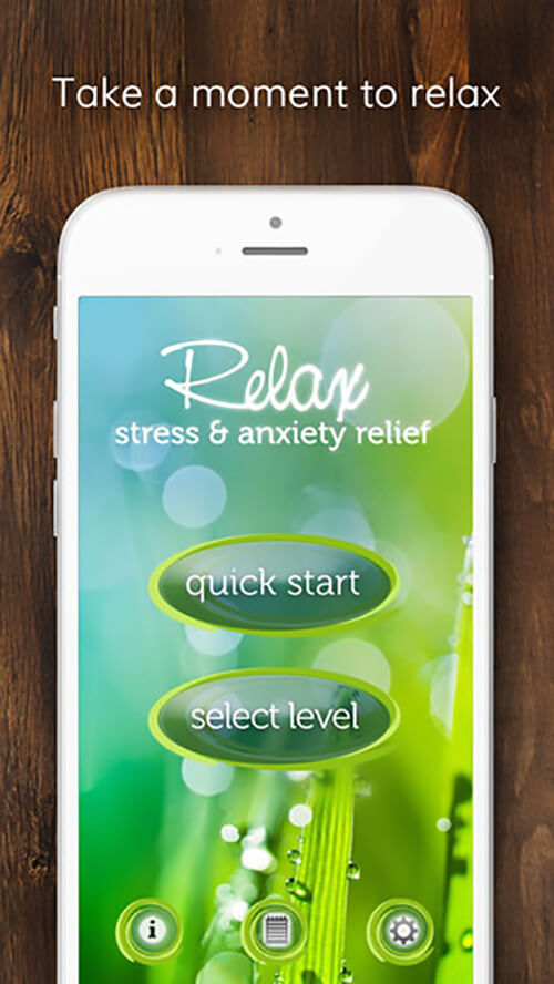 35. Relax Lite-  Stress and Anxiety Relief