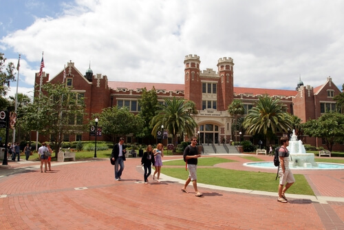 Florida State University Best Counseling Graduate Degrees Florida