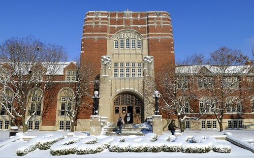 Purdue University Best Counseling Graduate Degrees Indiana