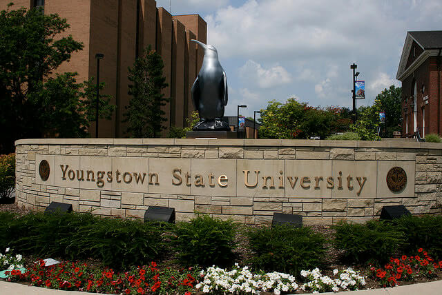 Youngstown State University Best Counseling Graduate Degrees Ohio