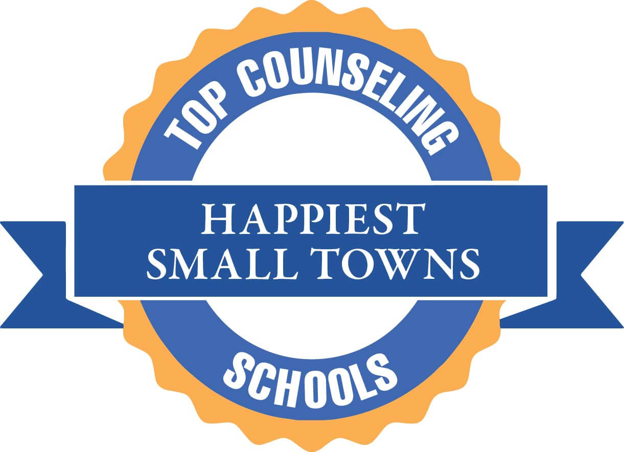 20 Happiest Small Towns in America - Top Counseling