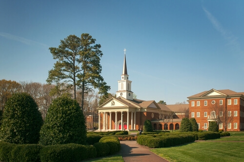 Regent University - 20 Best Online Master's in Pastoral Counseling Degree Programs